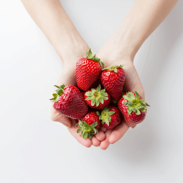 Freeze Dried Strawberries Nutrition Facts 4