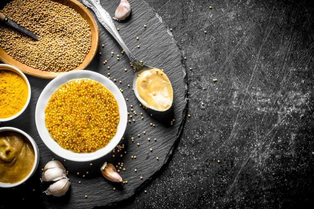 variety of dijon mustard
