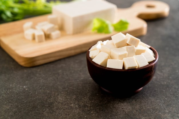 Healthy way to cook Tofu