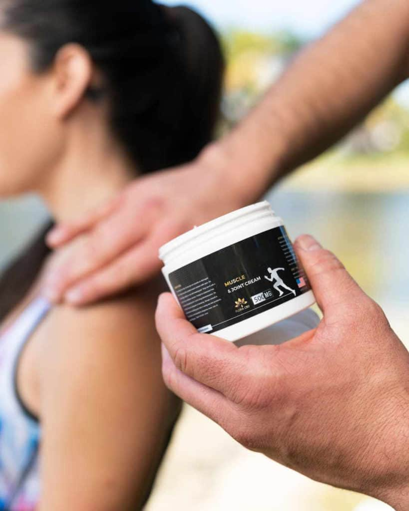 Improve Recovery Time with Flora's Joint Cream 1