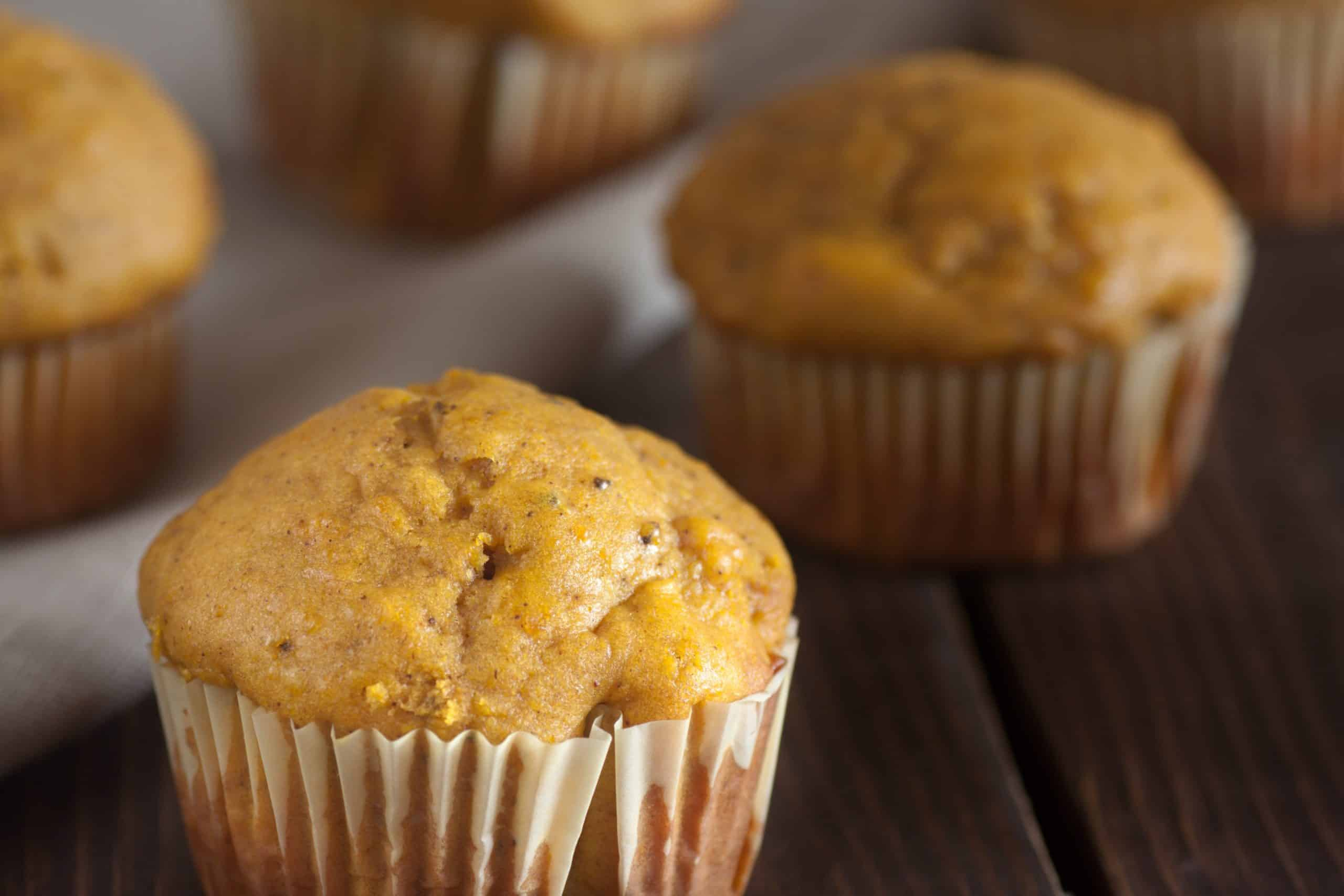 Vegan Jelly-Filled Muffins Recipe