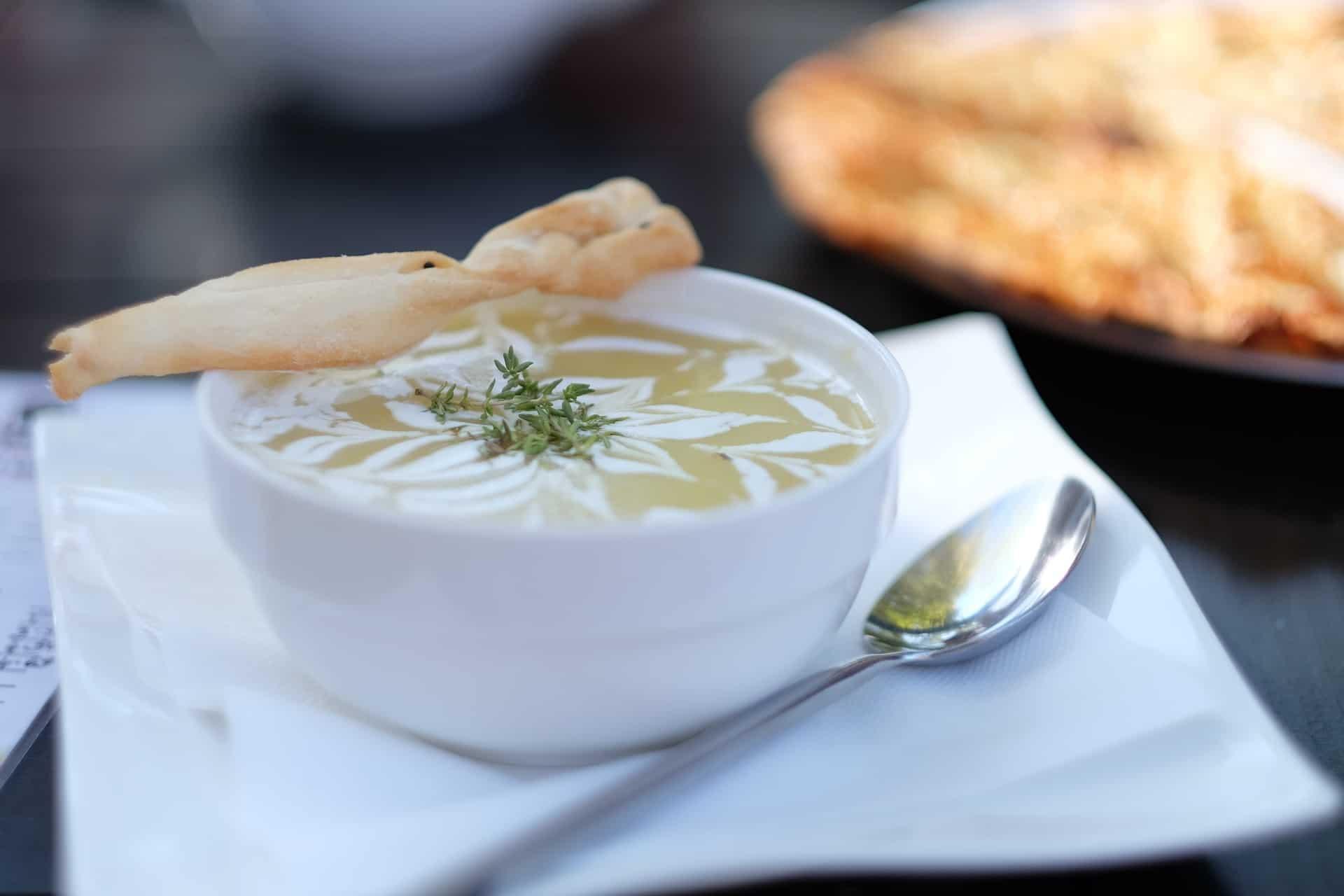 Healthy Vegan Soup Recipe