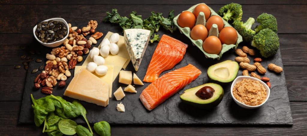 Kas yra vegetariška keto mityba
