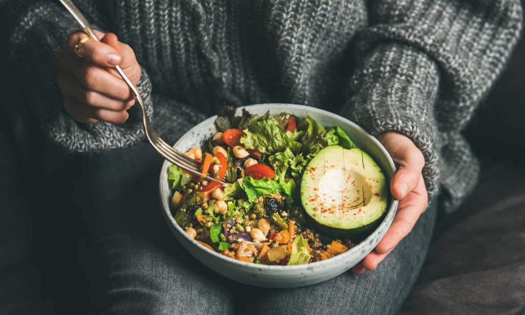 Closer Look at a Vegetarian Diet