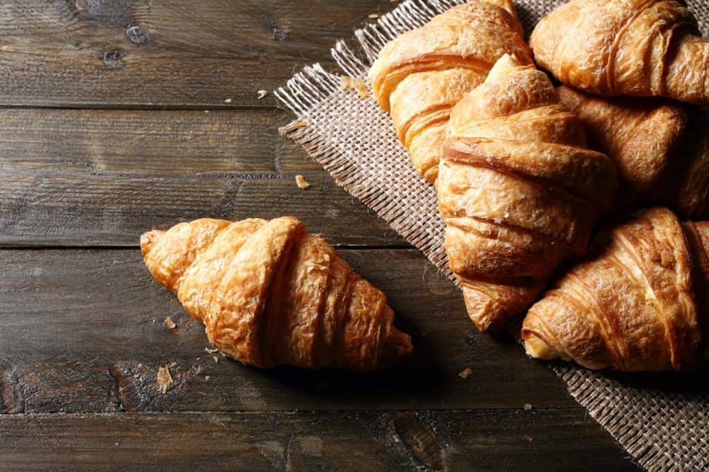 recipes for homemade croissants