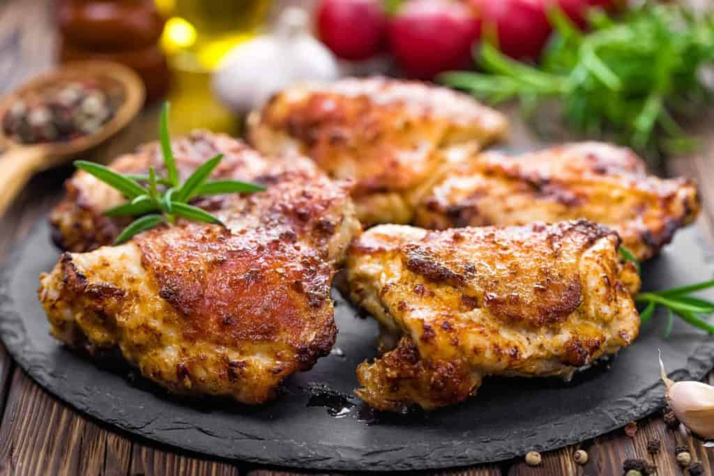 benefits of chicken thighs