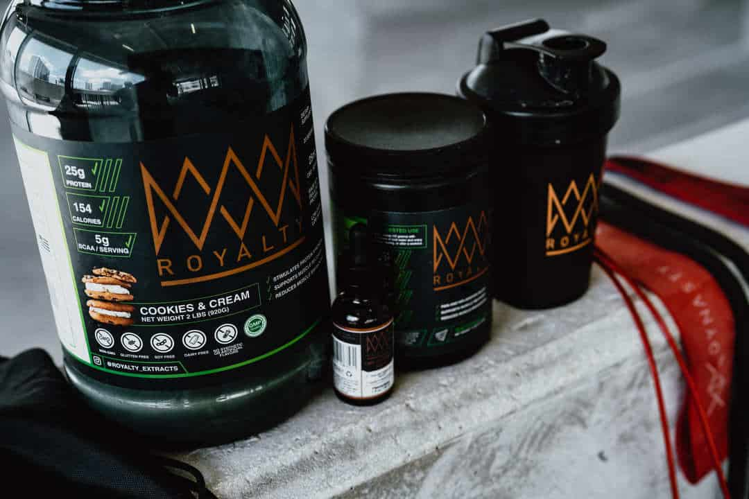 The Best Vegan Protein Supplement for Optimal Recovery 1