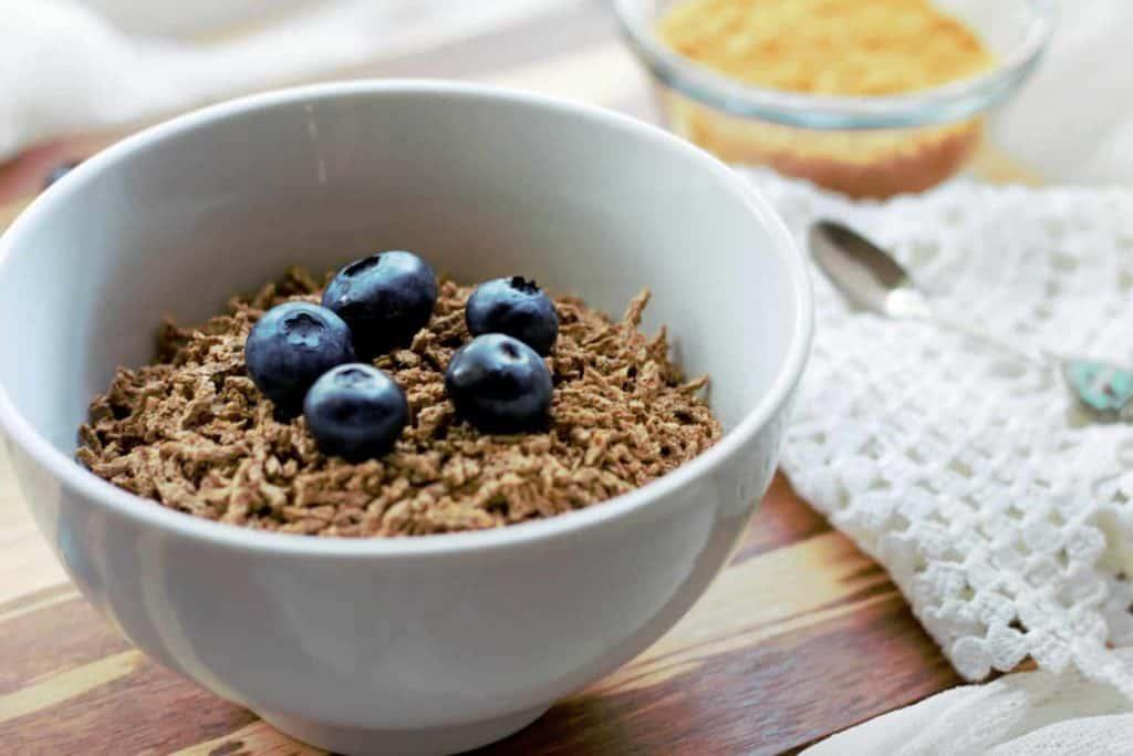 high fiber cereal