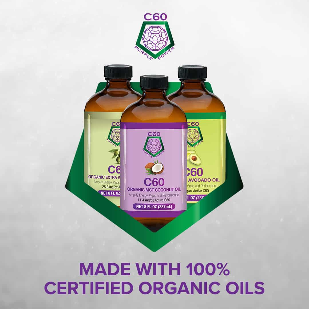 C60 Products: The Most Powerful Antioxidant to Supplement Your Vegan Lifestyle 2