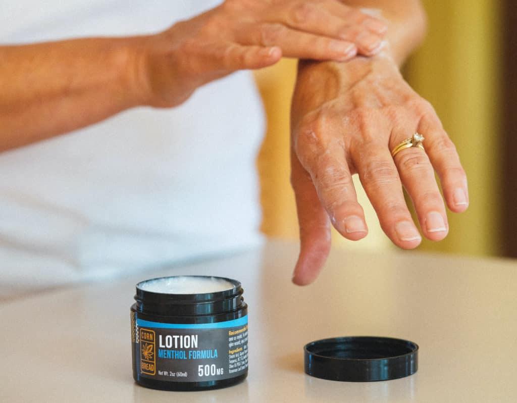 Dry Skin No More - Cornbread Skin Lotion 1