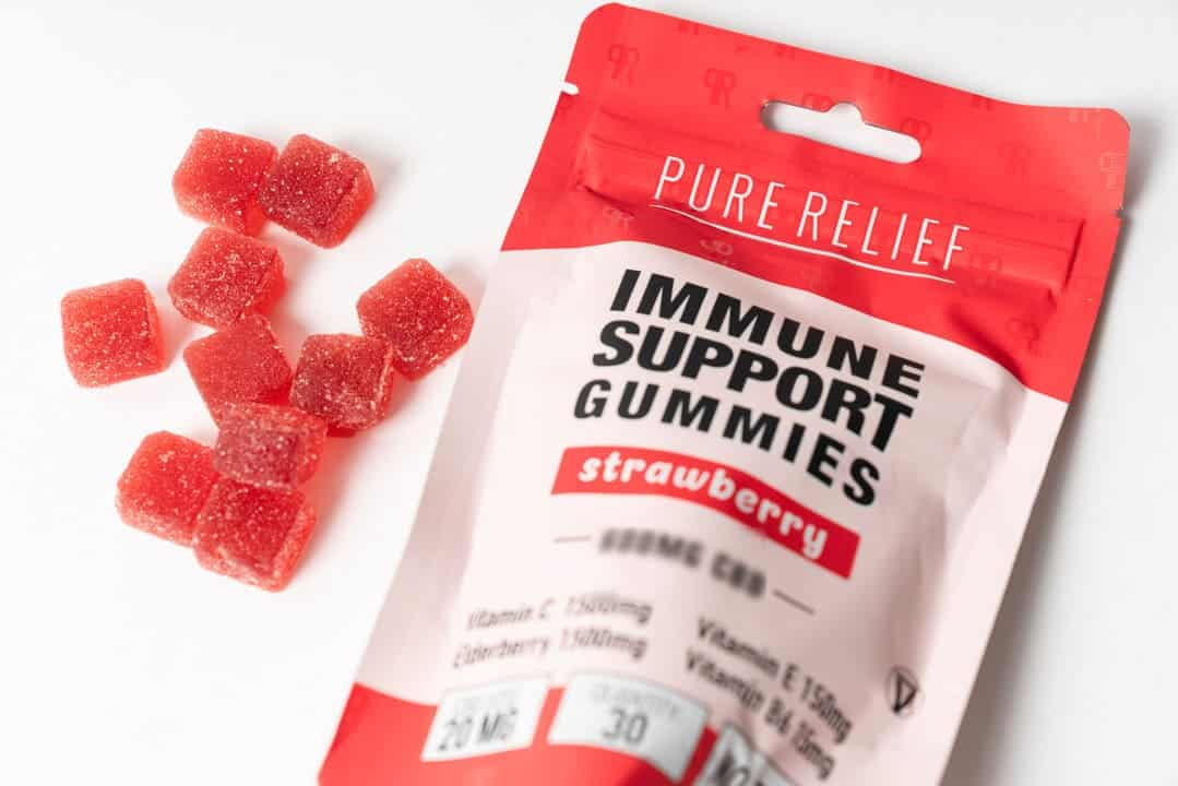 Strengthen Your Immunity Naturally With Pure Relief's Immune Support Gummies 2