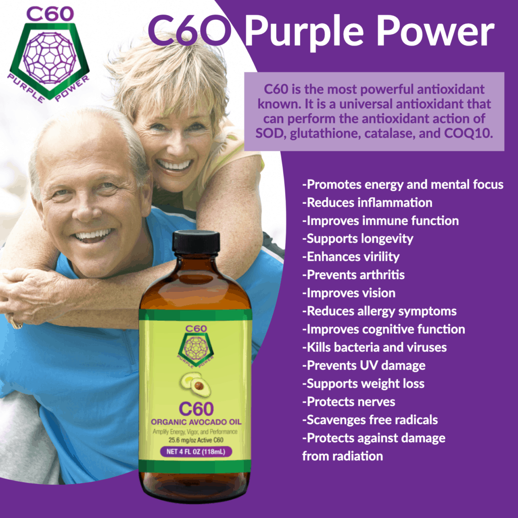 Nutrition Realm | C60 Purple Power Review 1