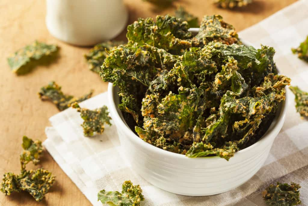 The Best Kale Chips Recipe for Any Occasion