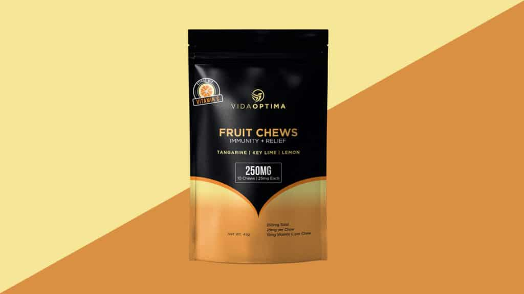 Stressed Out? Have a Vida Fruit Chew 5
