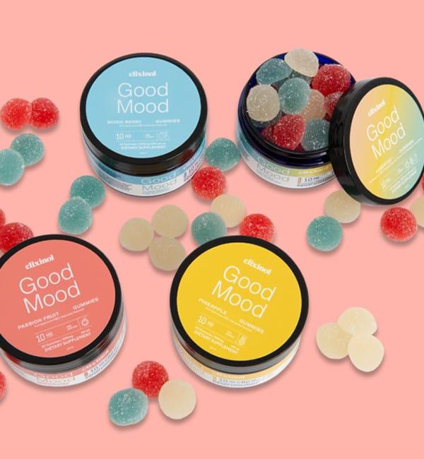 Introducing Elixinol's New Good Mood Gummies 1