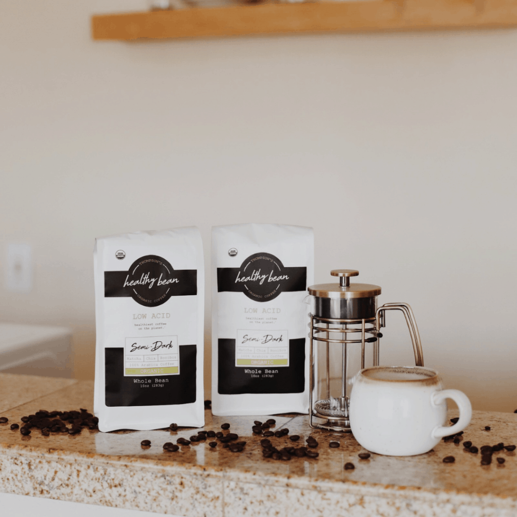 Healthy Bean Coffee 3 Subscription Service