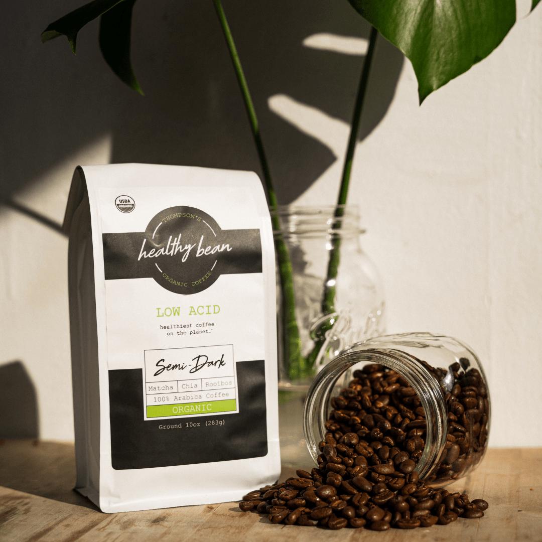 Healthy Bean Coffee vs. Lifeboost Coffee 1