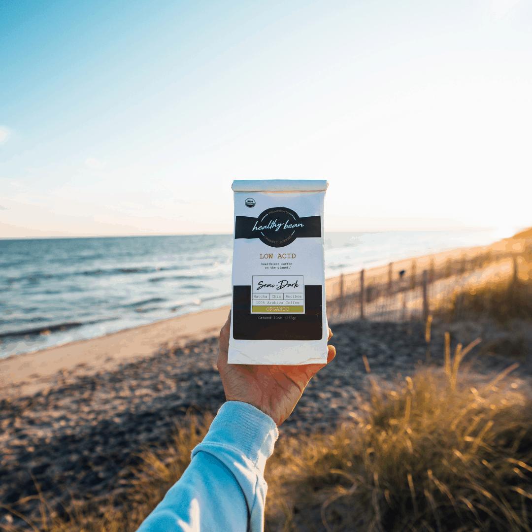 Healthy Bean Coffee vs. Lifeboost Coffee 2