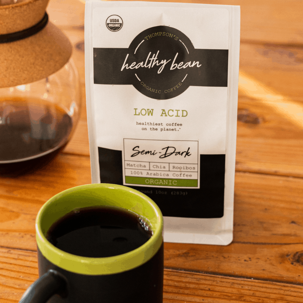 Healthy Bean Coffee 1 Subscription Service