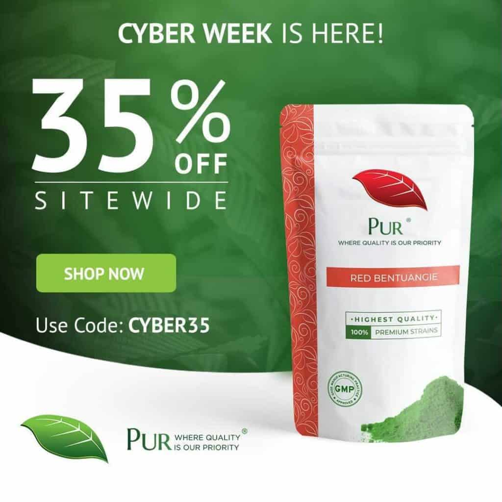 PUR Cyber Week Event: Enjoy Ten Days of Black Friday Savings 8