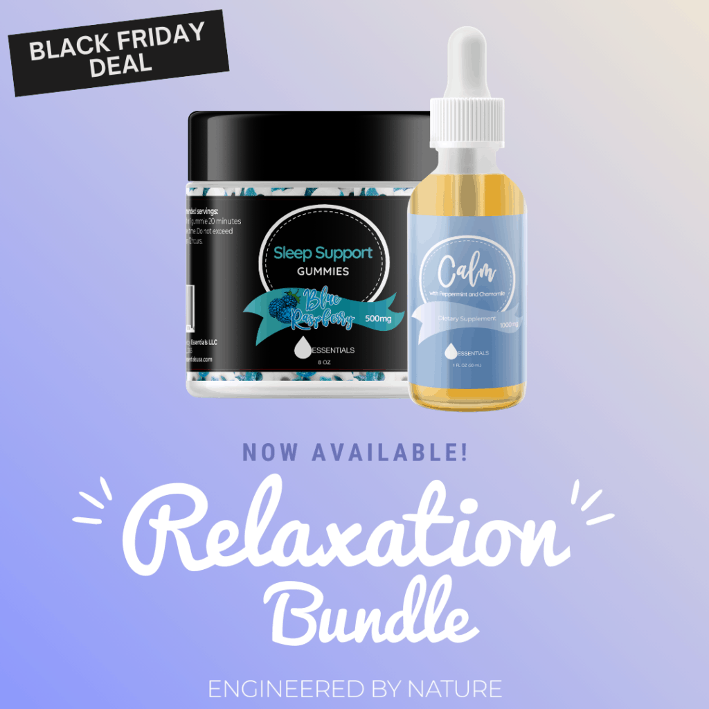 Black Friday Weekend Essentials: The 3 Best Black Friday Deals on Herbal Supplements