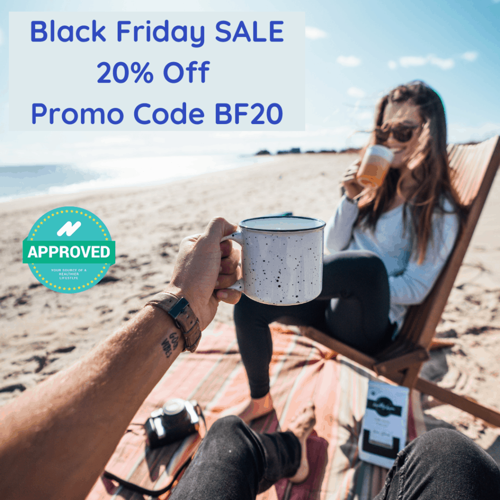 Healthy Bean Black Friday Sale: Stock Up and Save on the Healthiest Organic Coffee Available Today 1