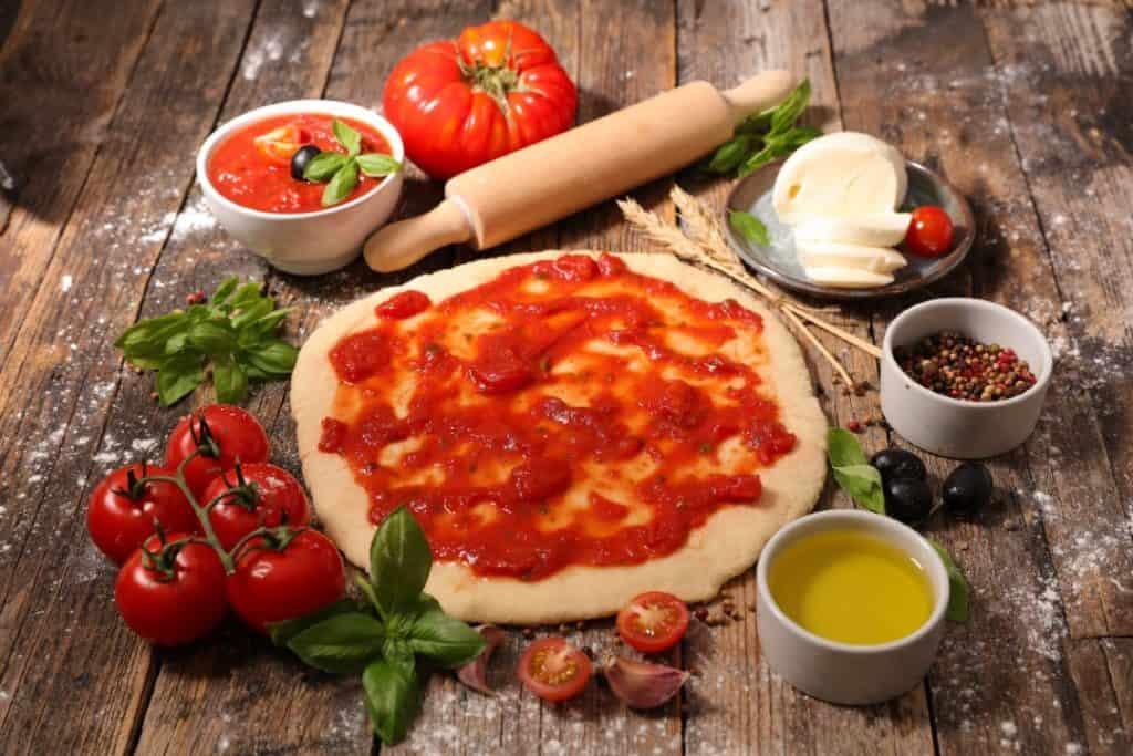 make pizza sauce