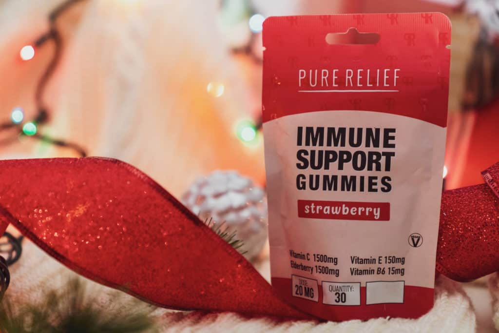 Take Advantage of Pure Relief's Holiday Relief Guide and Free Shipping 1