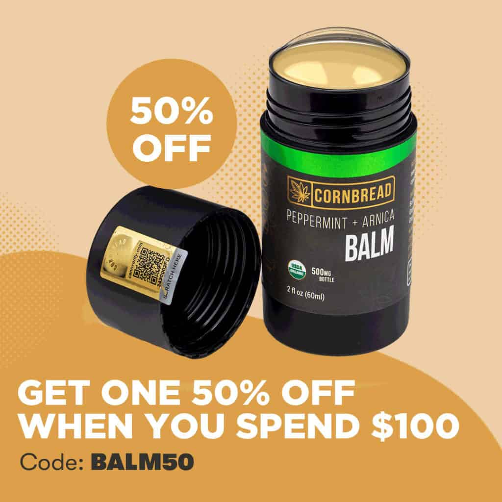 All-New Herbal Balm From Cornbread: Get 50% Off Today! 1