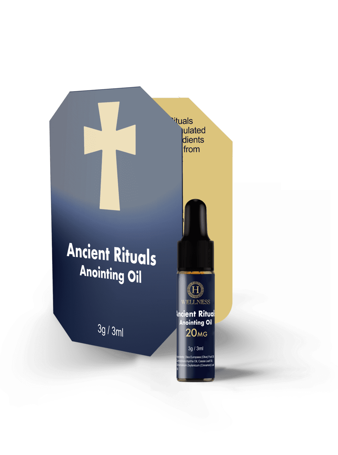 Ancient Ritual Oil: A Natural Solution for Enhanced Spiritual Wellness 2