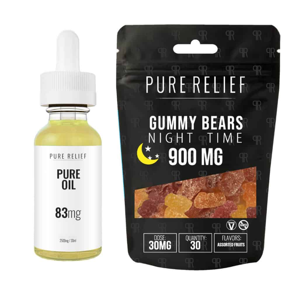 Pure Relief's 2021 Bundles: The Best Deals On The Best Natural Products! 3
