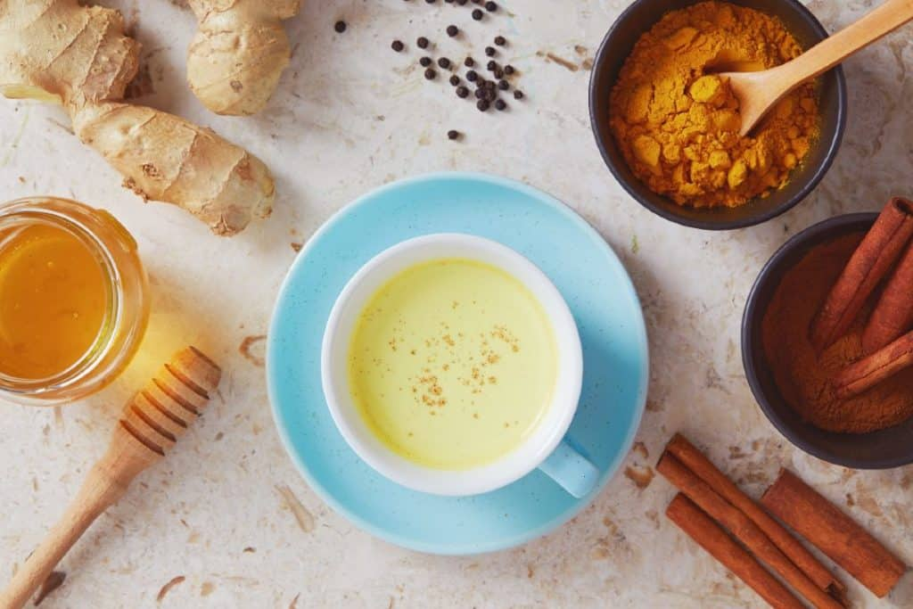 make golden milk