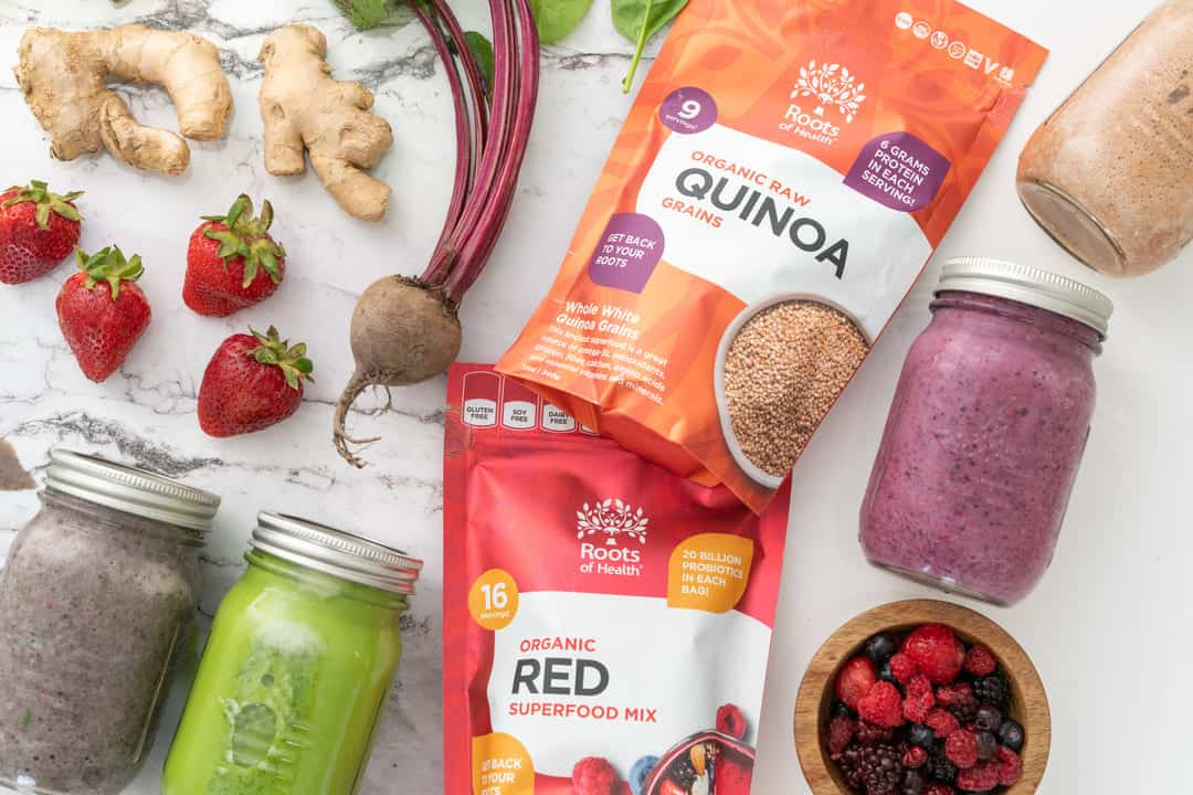 Roots of Health®: Well-Rounded Nutrition Made Simple 1