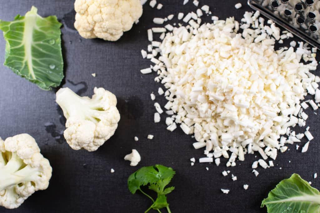 What Is Riced Cauliflower?