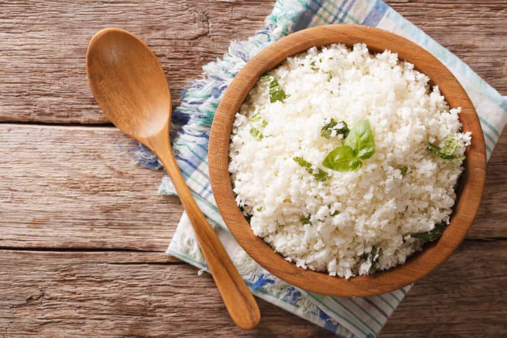Grains Be Gone: Cauliflower Rice Nutrition Facts and Simple Recipes