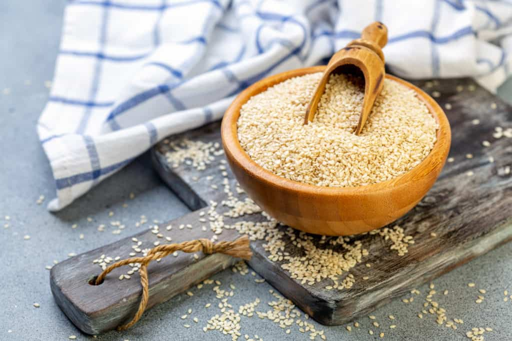 Nutrition Facts and Recipes: Sesame Seeds