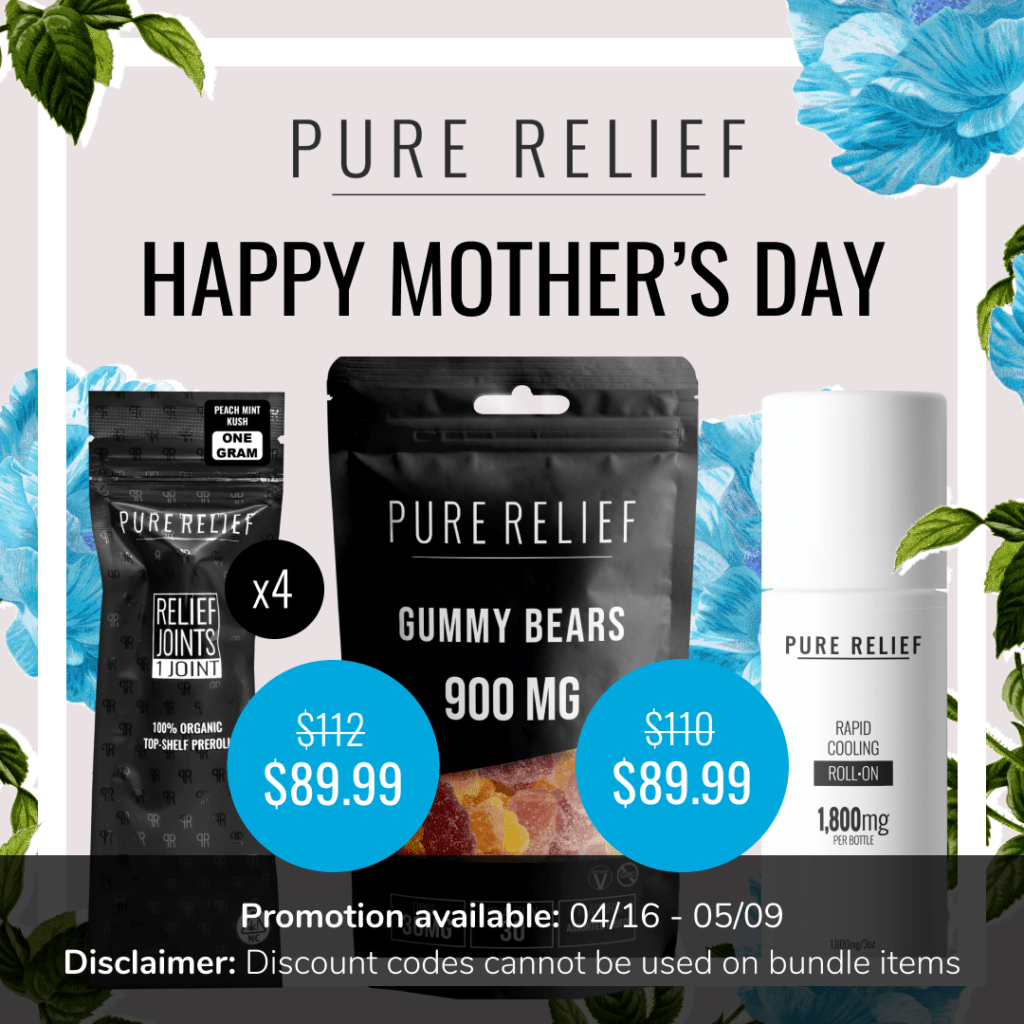 Pure Relief Mother's Day Bundles! 1