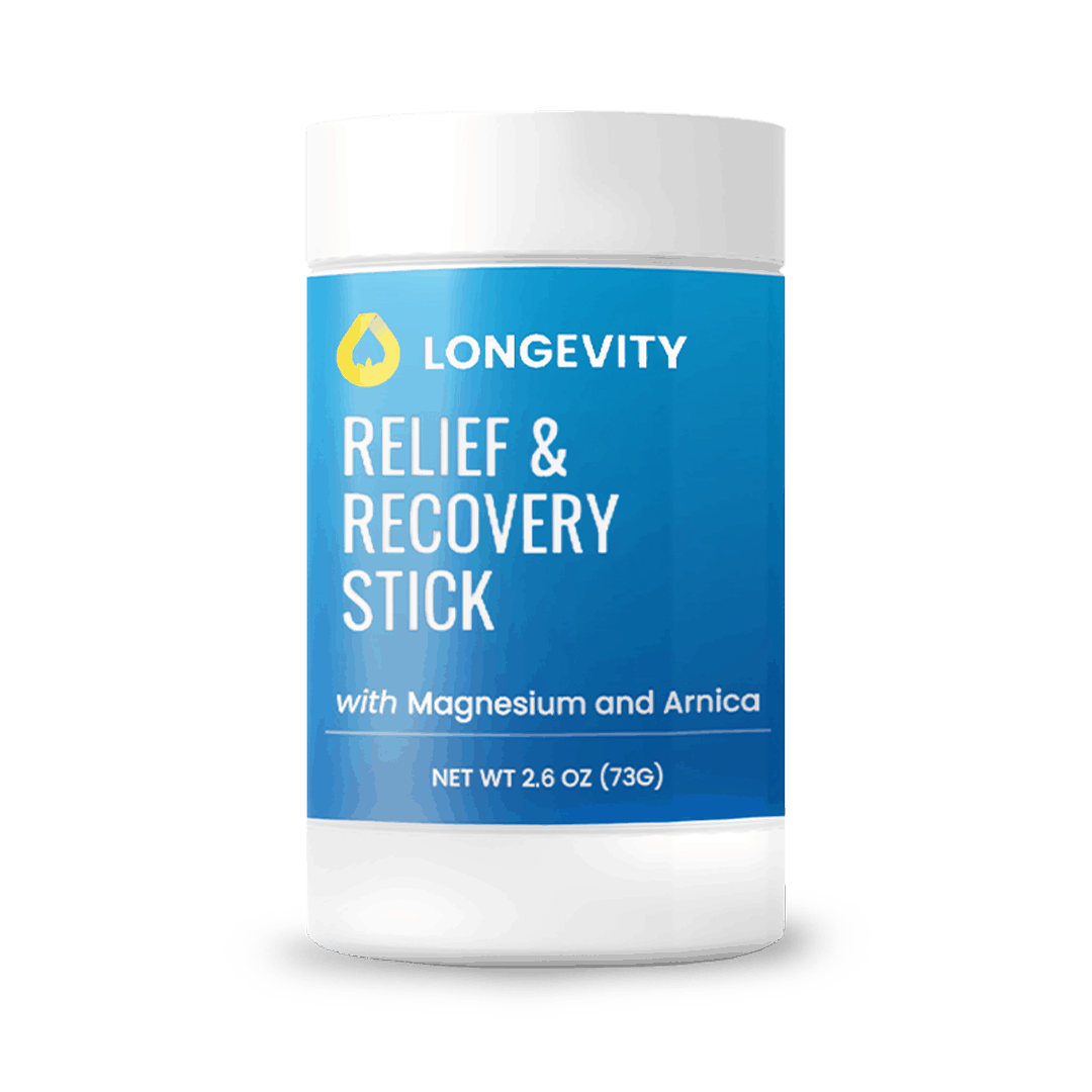 Longevity x Nutrition Realm Giveaway 1