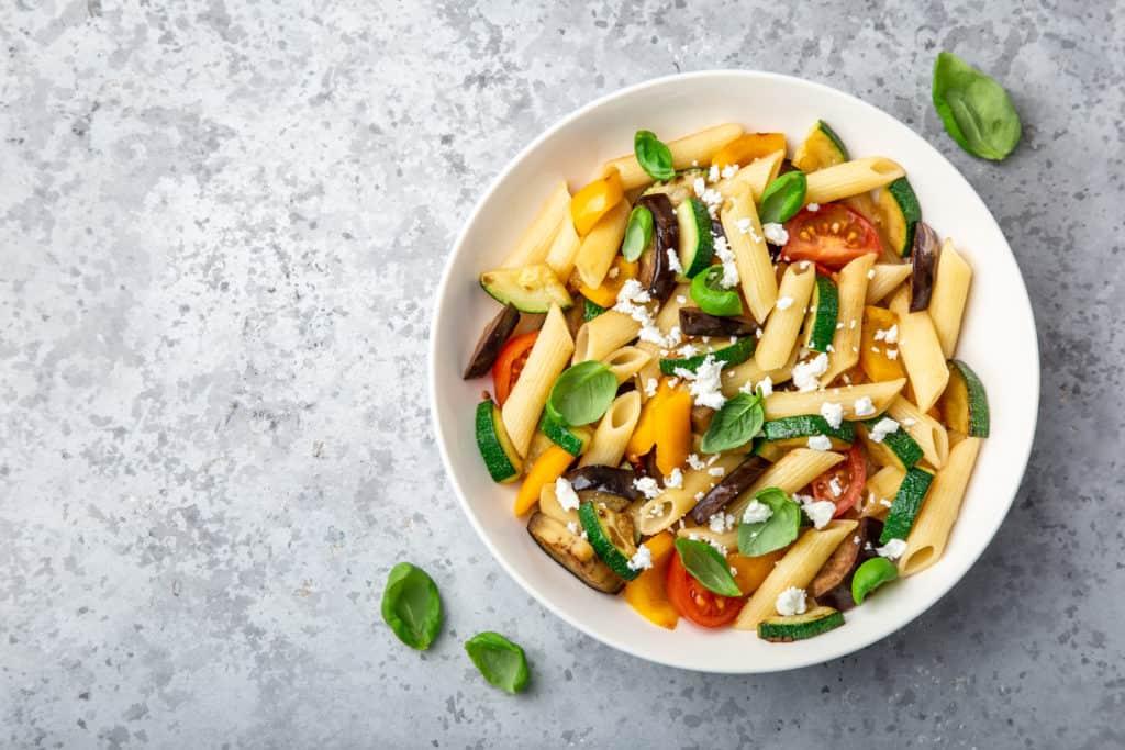 What Makes a Pasta Salad Recipe Italian?