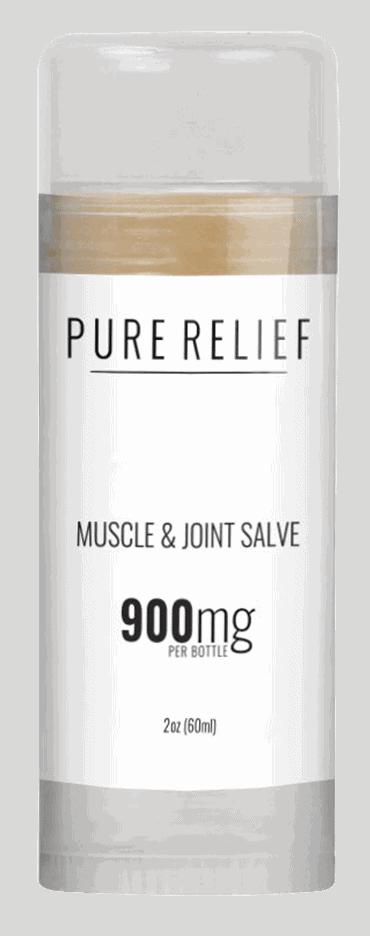 Pure Relief Buy 2 Get Free Salve 6