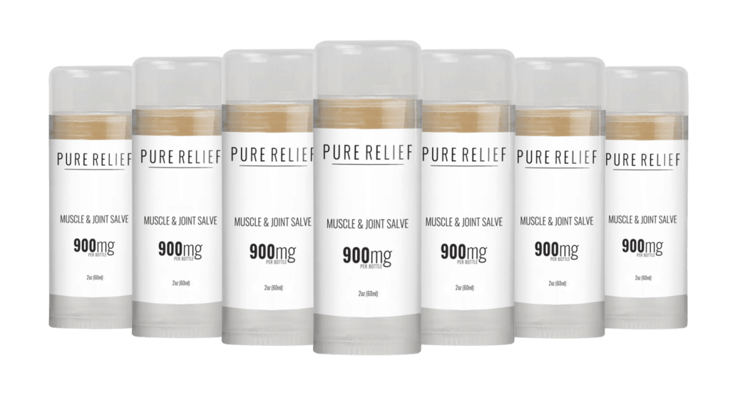 Pure Relief Muscle & Joint Salve 1