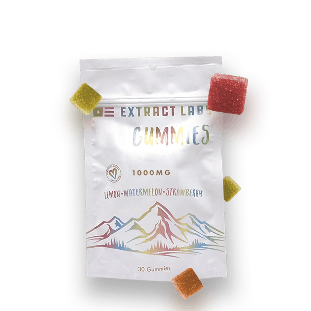 3 Reasons Why Extract Labs Gummies Increase Appetite 1
