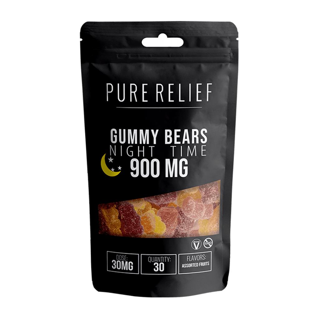 Pure Relief $30 OFF Any 2 Gummies 3