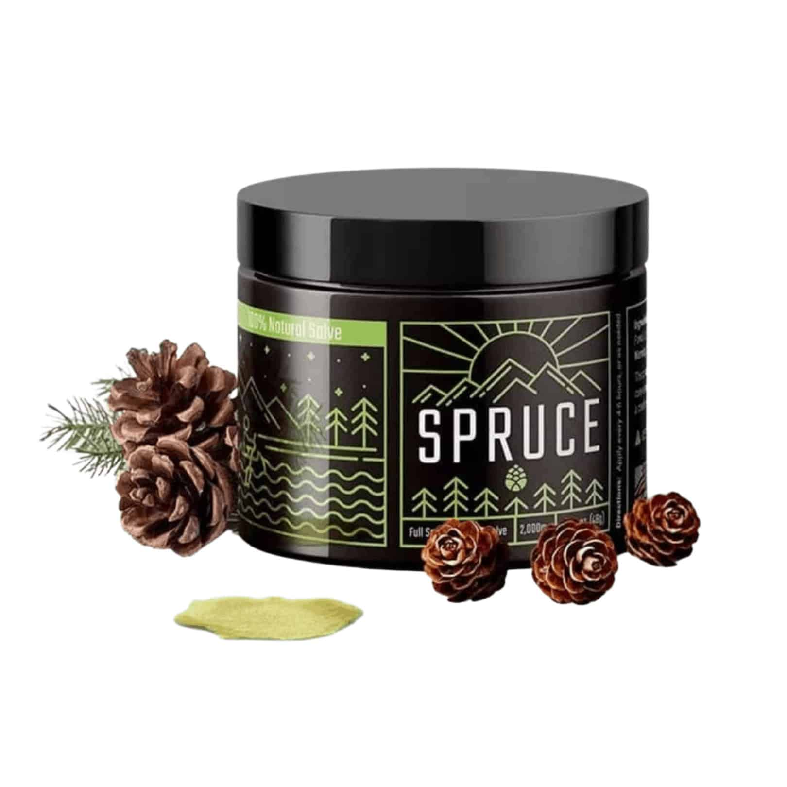 Spruce 15% OFF - Topicals 4