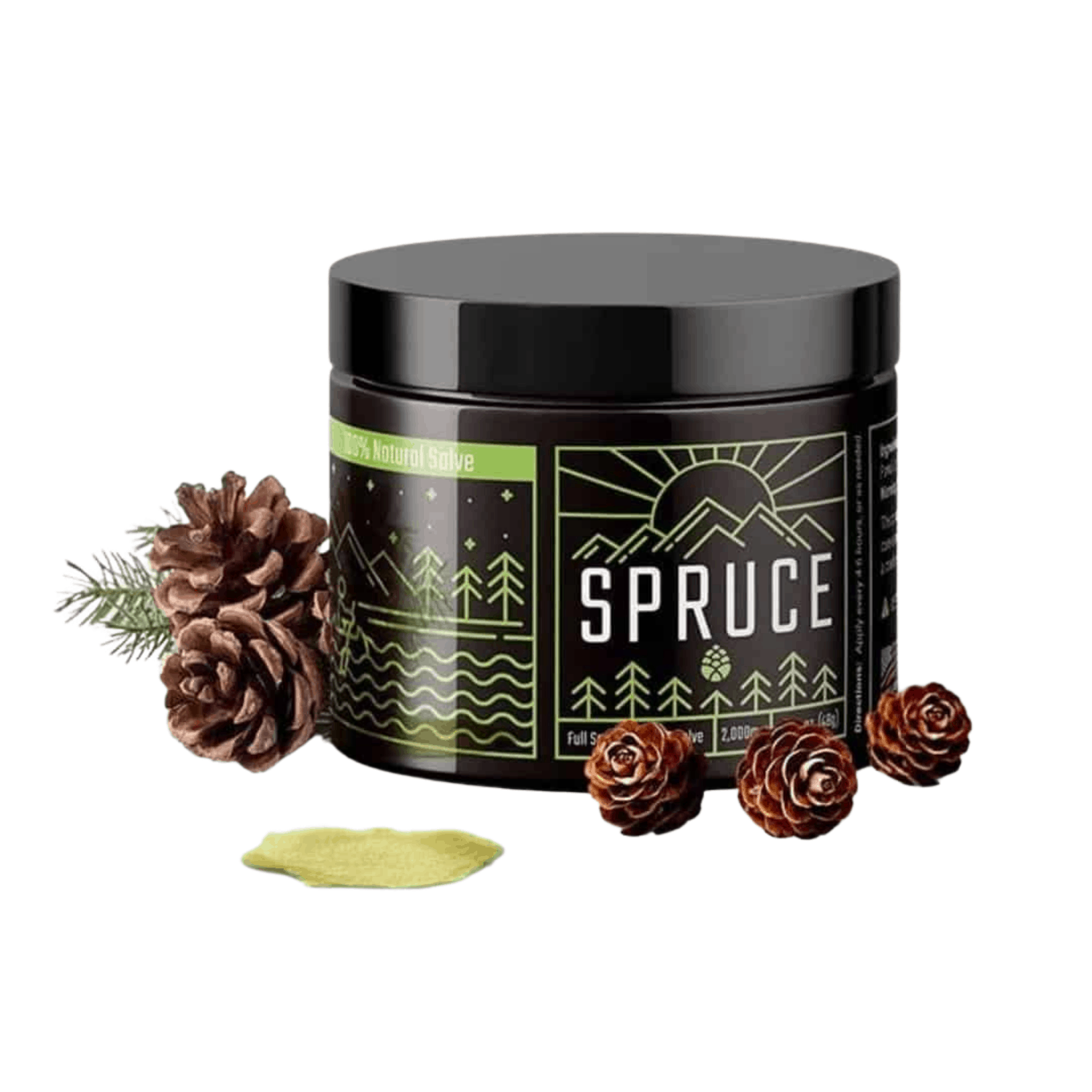 Spruce 10% OFF - Topicals 4