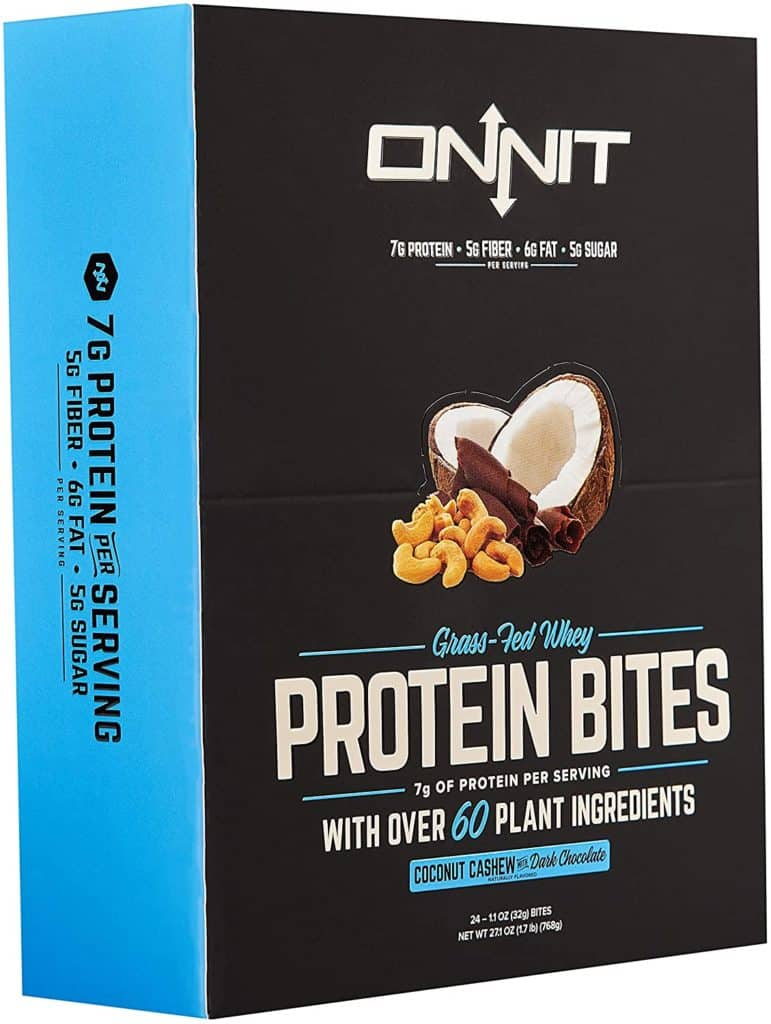 onnit protein bites