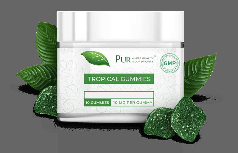 New Release of PurK Gummies 1