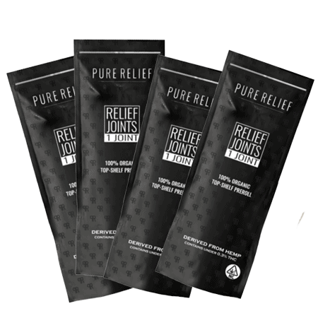 Pure Relief Buy 5 Get 5 For Free On All Pre Rolls 1