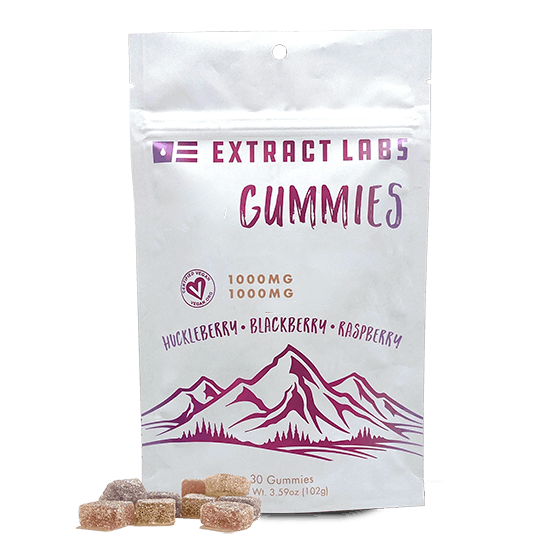 Extract Labs 30% Off All Gummies 3