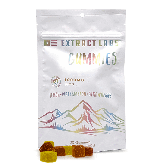 Extract Labs 30% Off All Gummies 1